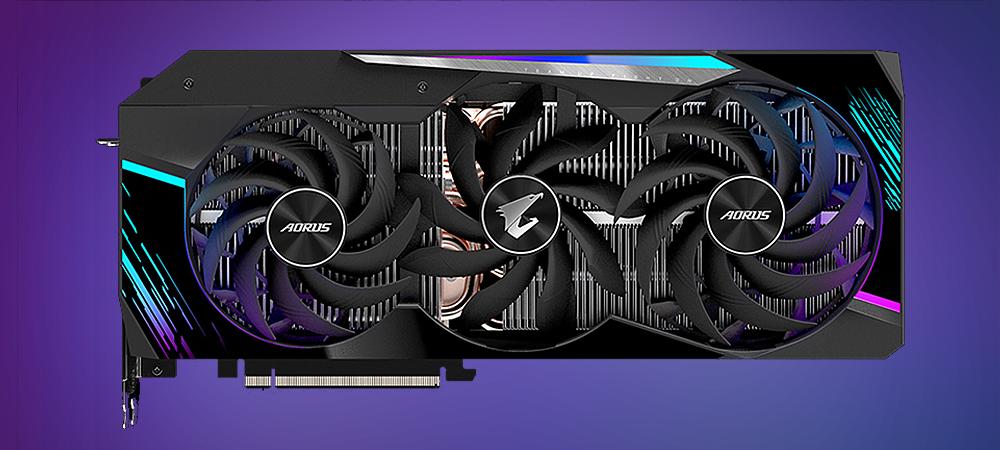 Gigabyte зарегистрировала 12 моделей видеокарты GeForce RTX 3080 Ti в ЕЭК. Дата выхода