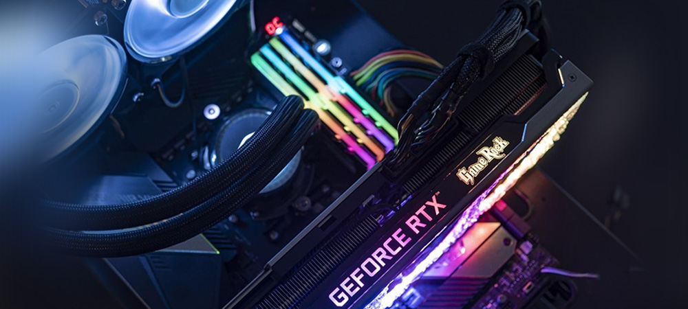 Видеокарты GeForce RTX 3080 Ti и RTX 3070 Ti получили дату выхода