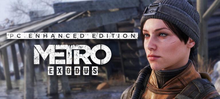 Metro Exodus Enhanced Edition совместима только с видеокартами с поддержкой технологии Ray Tracing