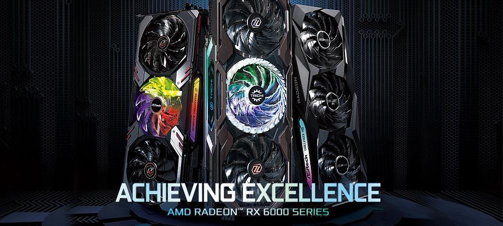 Слух: видеокарты Radeon RX 6600 XT и RX 6600 получат 8 ГБ памяти GDDR6
