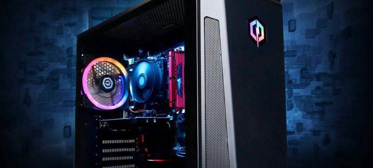 Видеокарта Intel Iris Xe DG1 поступила в продажу в готовой системе CyberPowerPC