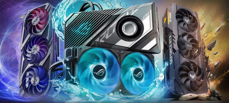 ASUS, Gigabyte и MSI представили свои исполнения GeForce RTX 3080 Ti и RTX 3070 Ti