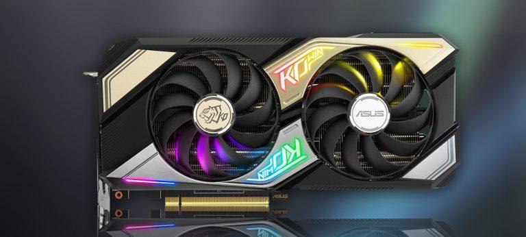 ASUS выпустила видеокарты GeForce RTX 3070 с технологией Lite Hash Rate