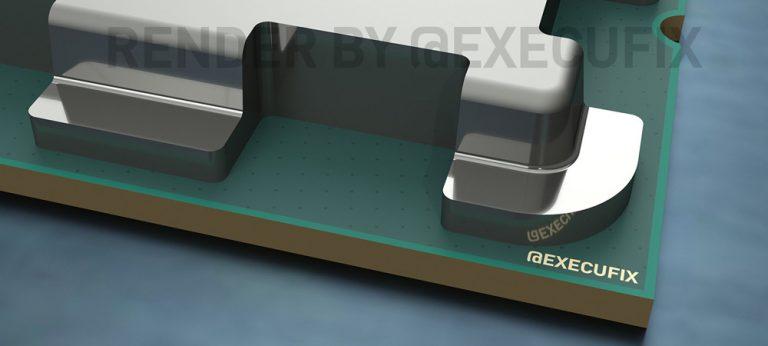 Процессоры Ryzen 7000 «Raphael» получат новый дизайн теплораспределительной крышки