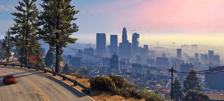 Мододел добавил поддержку технологии AMD FSR в Grand Theft Auto 5