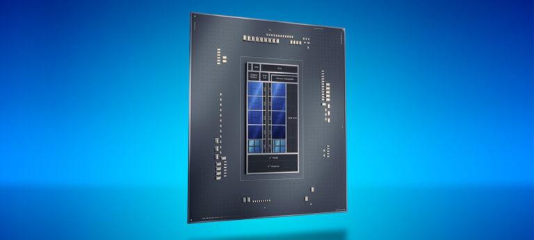 Процессор Intel Core i9-12900K настолько же быстрый как Core i9-11900K в тесте PugetBench