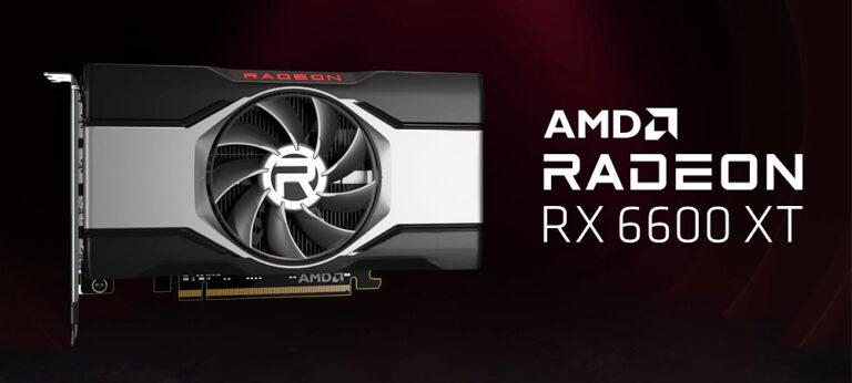 Видеокарта Radeon RX 6600 XT может стать новым королём майнинга: 32 МХ/с при 55 Вт