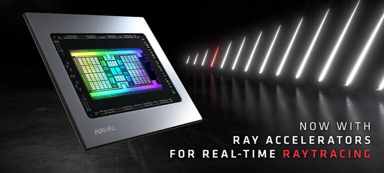 API Mesa добавляет поддержку технологии Ray Tracing видеокартам RDNA1, Vega и Polaris