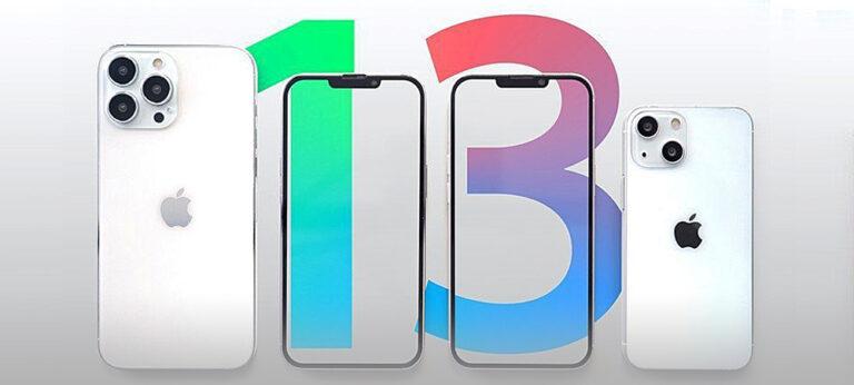 Apple представила iPhone 13: процессор A15 Bionic, настраиваемый OLED-дисплей, улучшенная камера