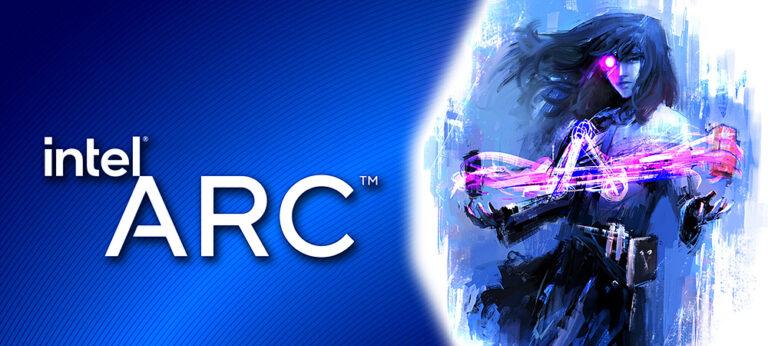 Intel представила Alchemist, персонажа, созданного для продвижения видеокарт Arc первого поколения