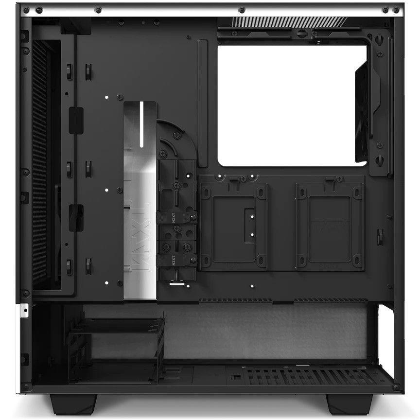 NZXT представила корпус H510 Flow улучшенной вентиляцией и широкой кастомизацией