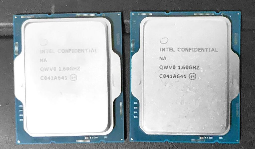 В сеть утекли спецификации процессоров Intel Core T-серии 12-го поколения Alder Lake