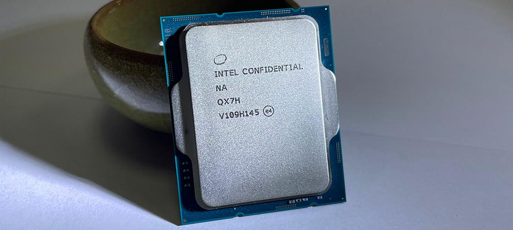 Инженерный образец Intel Core i9-12900K ES2 предстал крупным планом